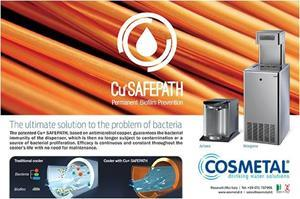 Cosmetal Drinking Water Solutions