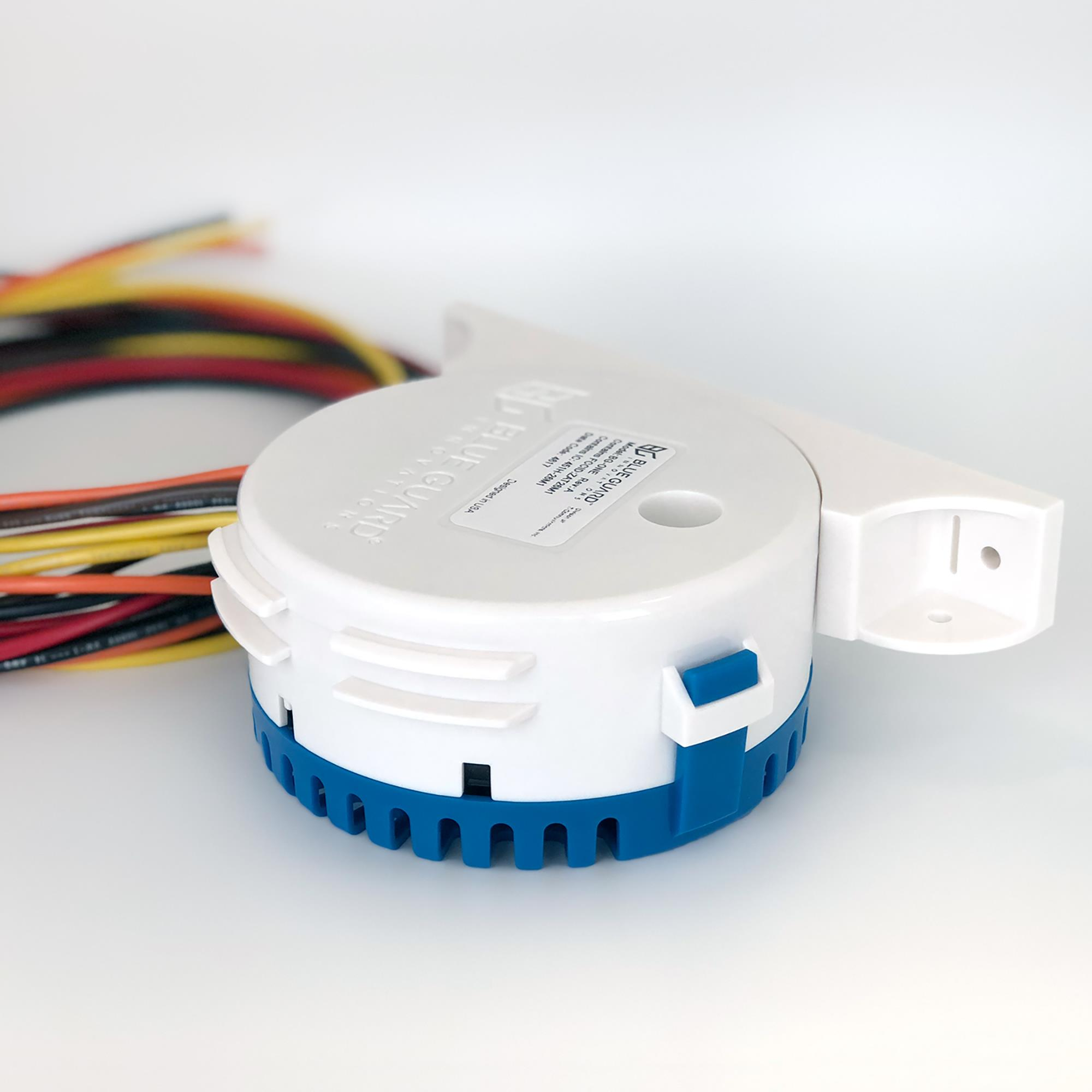 Dame Design Award 2018 Nominees Helical Wire Harness Lay Blue Guard Innovations Has Developed The Worlds First Smart Bilge Pump Switch With An Integrated Oil And Fuel Detector To Help Mitigate Risk Of